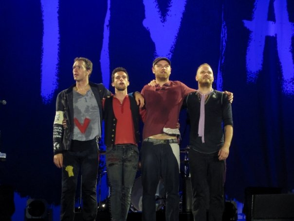 Image: Coldplay to receive Godlike Genius Award at NME Awards 2016 with Austin, Texas