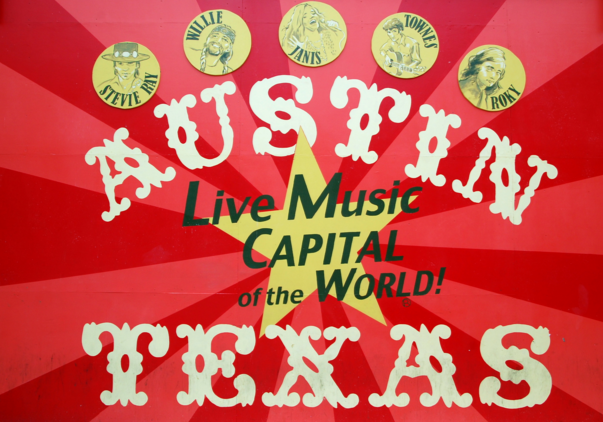 Image: Travel: Austin a lively capital for music venues and more