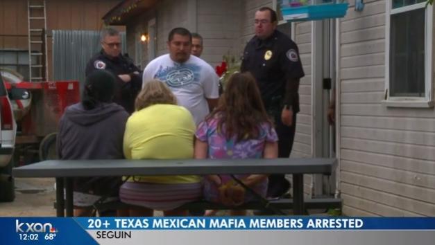 Texas Mafia Gangbangers Tied To Murder And Drug