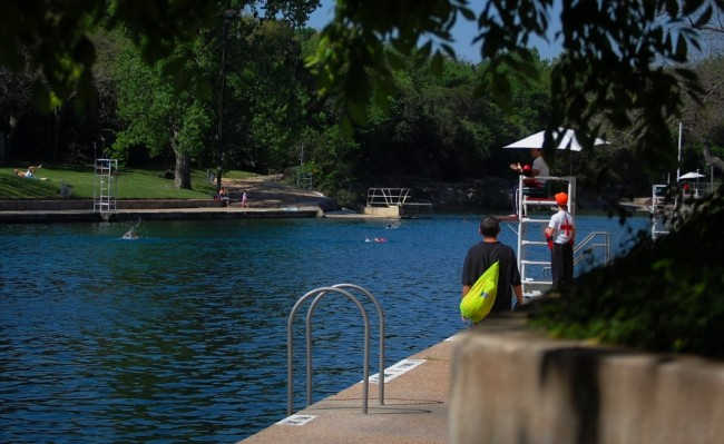 Austin's 12 best swimming spots for escaping the Texas heat
