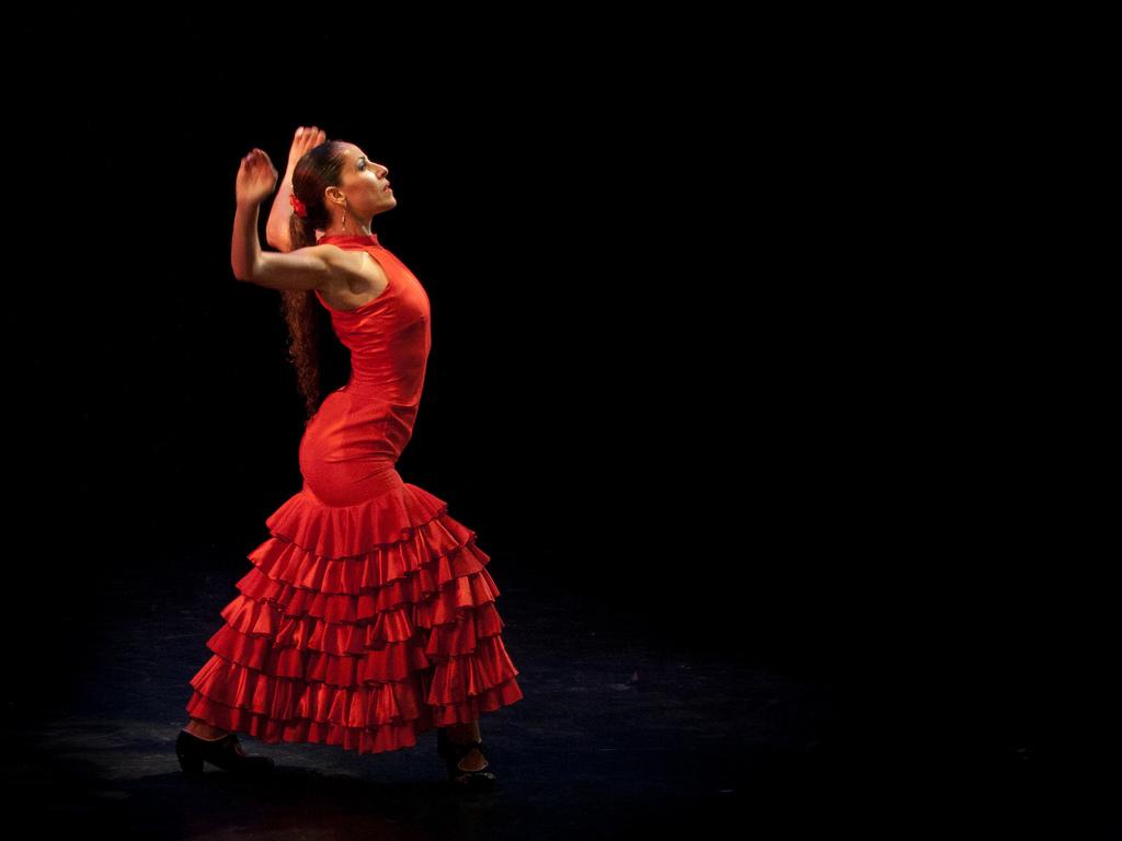 watch austin flamenco dancer olivia chacón