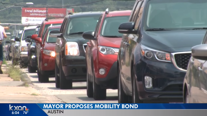 Image: Former Austin council member to campaign for proposed $720M mobility bond