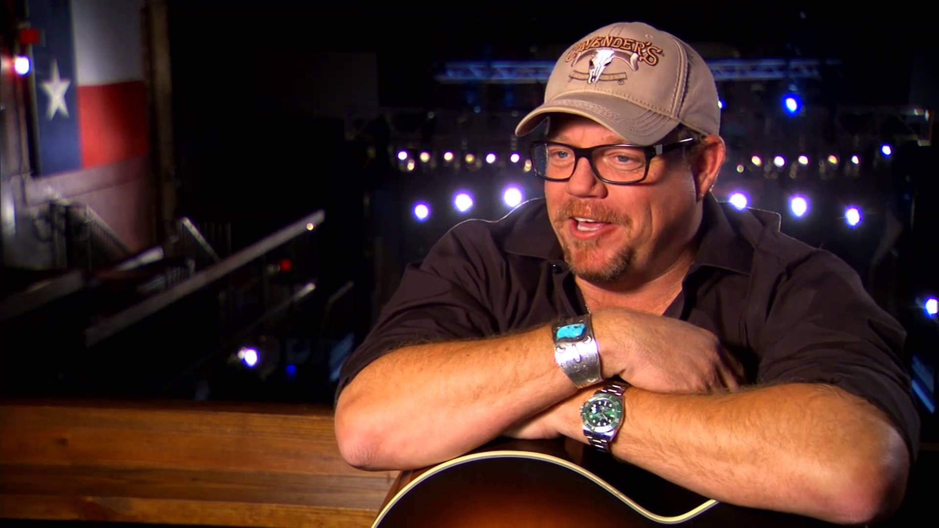 Image: Pat Green on his return to Texas country, writing with Chris Stapleton and playing Nutty Brown