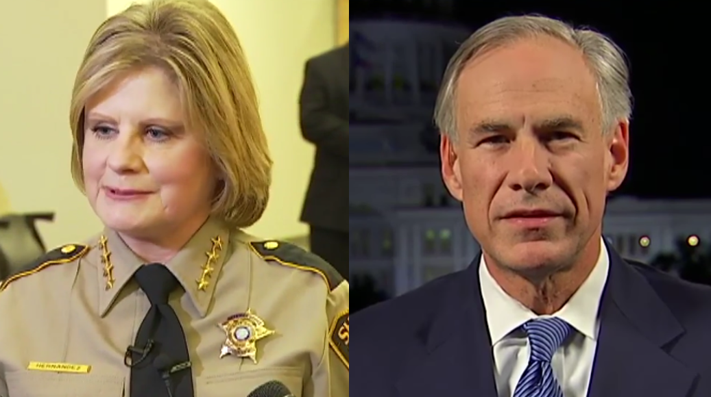 Image: Texas Showdown: Governor, Sanctuary City Clash Over Immigration
